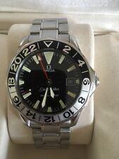 Omega Seamaster GMT 50th Anniversary 2234.50.00 Wrist Watch