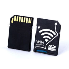 WIFI Adapter Wireless Memory Card TF to SD Card Kit for iPhone Android Camera