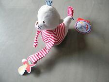 Baby Spielzeug Billiger Preis Die Spiegelburg Baby Glück 10468 Eule Ringrassel Greifling Motorik Neu