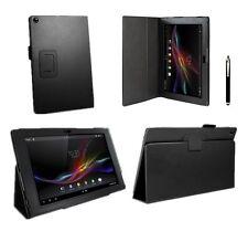 Nuevo De Cuero Funda De 10.1 Pulgadas Sony Xperia Tablet Z Tablet sgp311/312/321
