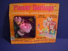 RARE 1968 HASBRO DOLLY DARLINGS FLOWER DARLINGS ROSE DARLINGS # 8575 FLOWER DOLL