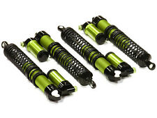 Integy Alum Billet Machined Piggyback Shocks for HPI Savage X 4.6 2011/Flux/XL
