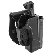 Orpaz Smith & Wesson M&P 9mm Holster Fits S&W M&P 40 and 9mm, Paddle Holster