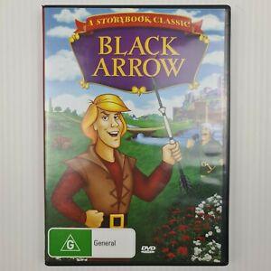 Black Arrow DVD - Storybook Classics - All Regions - FREE TRACKED POSTAGE