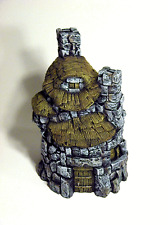 NEW!! Painted Rock Hut 03- Terrain for Warhammer/D&D