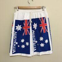 Australian Flag Australia Vintage 90's Shorts Mens Small