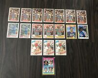 Big Keith Hernandez Card Collection With Rookie