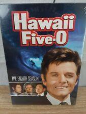 HAWAII FIVE-O COMPLETE SEASON 8 New Sealed 6 DVD Set
