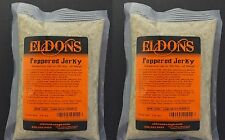 2 Bags of Peppered Jerky Seasoning Spice with Cure - Seasons 40 Lbs. - # 4042
