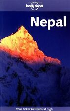 Nepal (Lonely Planet Travel Guides),Tony Wheeler, Richard Everist, Lindsay Brow