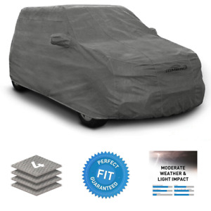 Coverking Coverbond 4 Custom Fit Car Cover For BMW 3-Series E90 Sedan