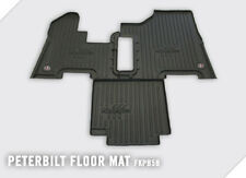 FKPB5B Minimizer Peterbilt 357 378 379 385 Heavy Duty Floor Mats 05/2004-2005