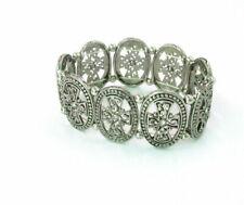 Hollow Diamante Bangle Bracelet Bq8306 Free Shipping Fashion Jewelry Vintage