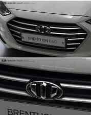 Brenthon Emblem Set (3 spots: Front, Rear & Horn)  for 2017 - 2019 ELANTRA / AD