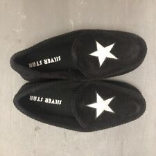 NEW SILVER STAR BLACK SURF MX SNOW SKATEBOARD SPORTS SHOES FRANCISCO SLIPPERS 8