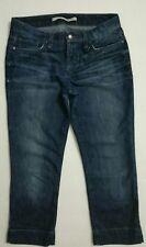 "JOE'S Jeans SOCIALITE KICKER SAMMY Wash Capri Crop SZ 28 (30""waist 23.5""inseam )"