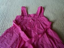 Pink Size 7 Cotton sundress or jumper ~ American Living ~