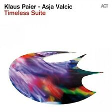 KLAUS/VALCIC,ASJA PAIER - TIMELESS SUITE  CD NEW