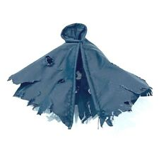 SU-375-HC-BK: Wired hooded cape for 3.75