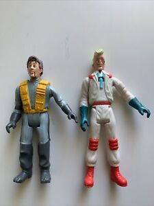 1987 Ghost Busters Action Figures