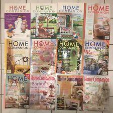 Mary Engelbreit Home Companion Lot 8 Paper Dolls 1998-2007