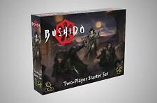Bushido BNIB Two Player Starter Set GCTB2SS001/19
