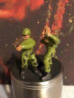 Vintage Mattel GUTS G.U.T.S. Action Figure Lot of 2
