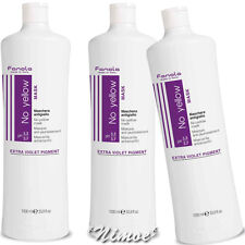 No Yellow Mask 3 x 1000ml Fanola ® grey, super-lightened or decoloured hair