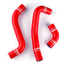 For 2004-2007 Scion xB xA BB 1NZ-FE/2NZ-FE Silicone Radiator Hose Kit  Red