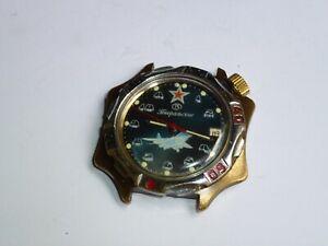 Vostok General Uhren MIG USSR Herren Armbanduhr  RUSSISCHE HANDAUFZUG