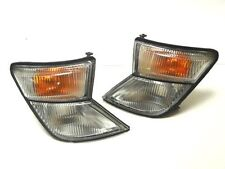 Turn signal indicator blinker set pair LH+RH fits NISSAN Patrol 1998-2002 NEW