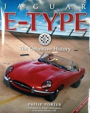 JAGUAR E-TYPE (2ND EDITION) THE DEFINITIVE HISTORY