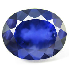 16.20ct 100% Natural earth mined extremely rare deep violet blue color iolite