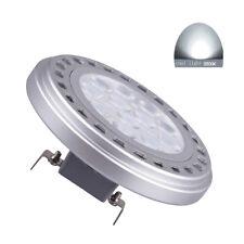 Led AR111 Bulb Spotlight 15W G53 Track Light Cool 6000k DC12V Reflector Lights