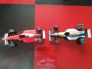 F1 model cars 1:24