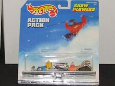 Hot Wheels Snow Plowers Action Pack item #18737-0980
