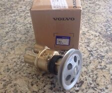 """Volvo Penta Raw Water Sea Pump NEW 3857794  with 4.5"""" Pulley READ 3851982"""