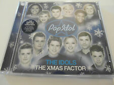 The Xmas Factor - Pop Idols / The Idols (CD Album 2003) Used Very Good