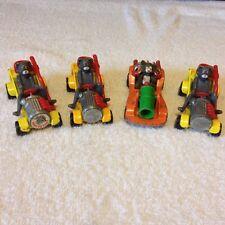 Vintage Corgi Tom Y Jerry - 4 vehículos