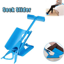 Sock Slider Dressing Aid Kit Helper Pulling Easy On Easy Off Shoes No Bending