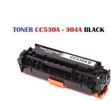 CARTUCCIA TONER PER STAMPANTE HP COLORJET CP2020 CP2025 CM2320  CC530A 304A NERO