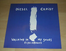 """Diesel Christ  Walking In My Shoes 12 """"  Maxi Synth Depeche Mode"""