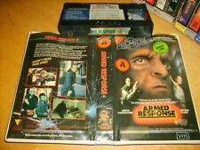 Full Screen Action & Adventure R Rated VHS Movies