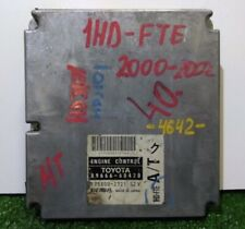 TOYOTA Land cruiser HDJ101 1HDFTE Engine control module  89666-60420 8966660420