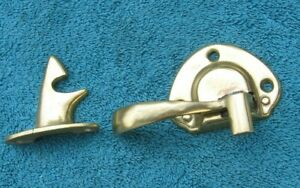 Nice Brass Color Ice Box Beer Cooler Door Latch Assembly Hardware #192A~Stock d