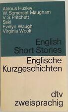 Englische Kurzgeschichten / English short stories - zweisprachig