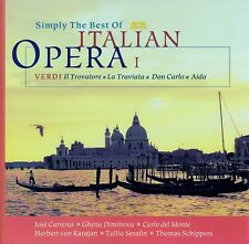 Simply the best of Italian Opera I/CD-Top-stato