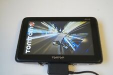 TOMTOM GO LIVE 1005  MAPS EUROPE  SAT NAVI GPS  for PARTS OR REPAIR NO1