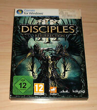 Gioco COMPUTER PC GAME GIOCO-Disciples III 3-Resurrection