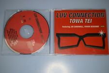 Towa Tei Featuring Joi Cardwell, Vivien Sessoms ‎– Luv Connection CD-SINGLE